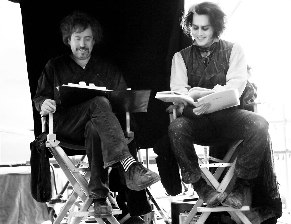 Tim Burtons Retrospective Jennylilbit S Blog